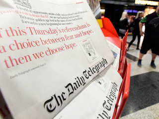 Умер владелец The Daily Telegraph