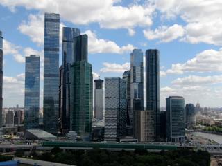 Падением девушки с 86-этажа в 'Москва-Сити' занялись следователи