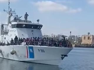 У берегов Туниса потерпело крушение судно с мигрантами