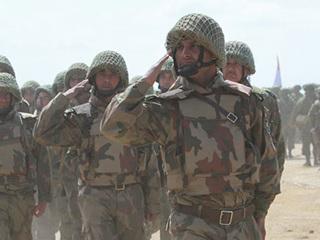 Таджикские военные подняты по тревоге