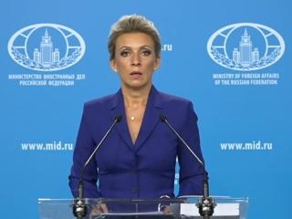Терпению наступил конец: Захарова – о жалобе России в ЕСПЧ