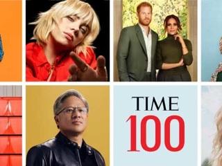 Time презентовал список 'Лидеров', 'Титанов' и не только