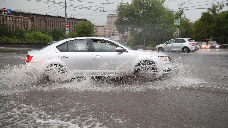 Россиянам пообещали опасную погоду в ближайшие дни