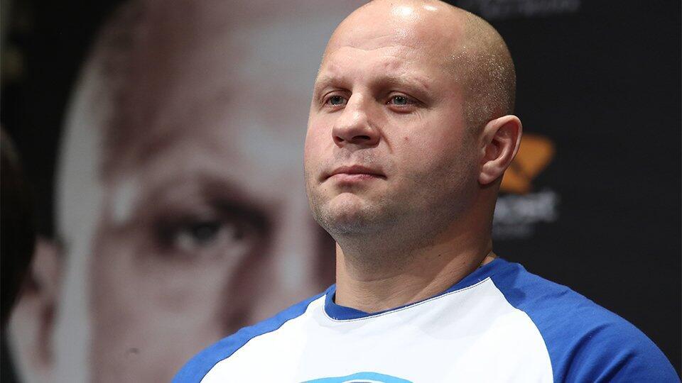 Американский боец ММА бросил вызов Федору Емельяненко