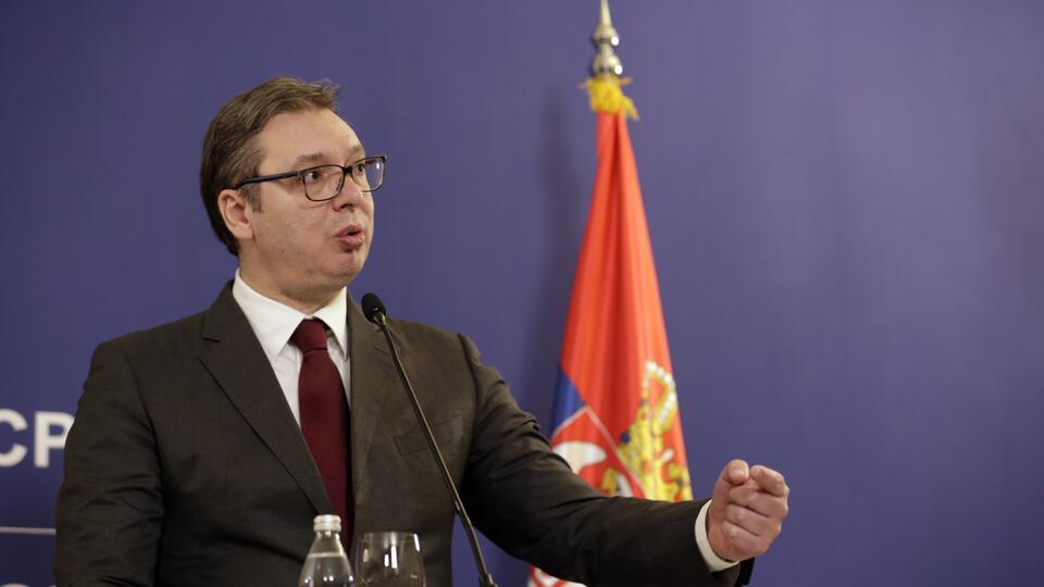 Президент Сербии Вучич пообещал защитить каждого серба на планете