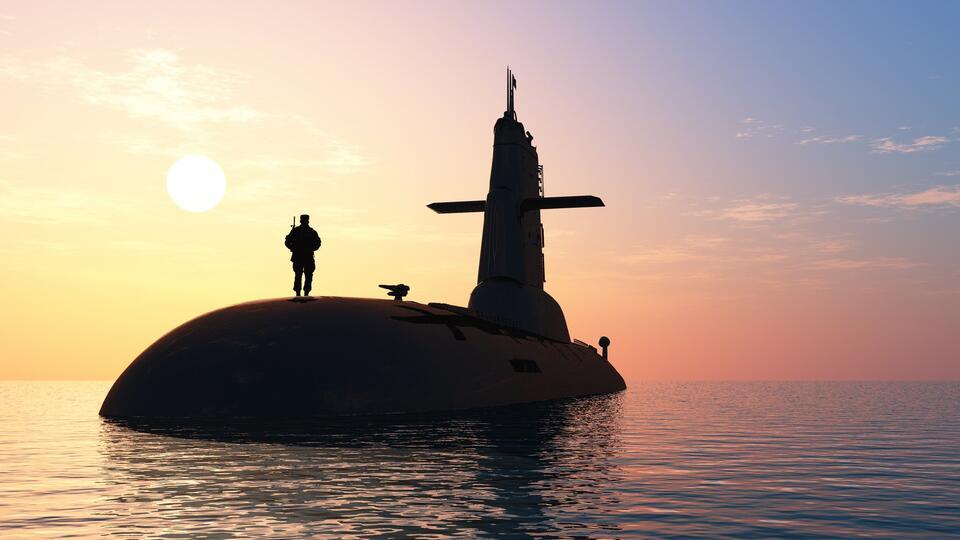 Австралия займется строительством атомных подлодок