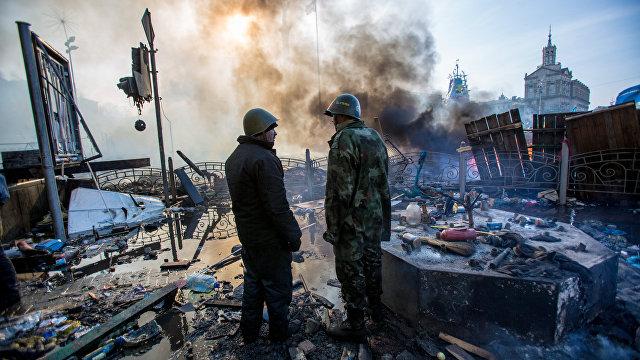 Zaxid (Украина): Майдан ни в чем не виноват