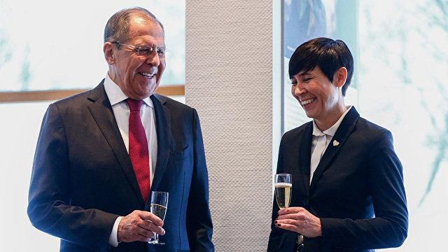 Aftenposten (Норвегия): Запад ли виноват, что отношения с Россией испортились, Ягланд?