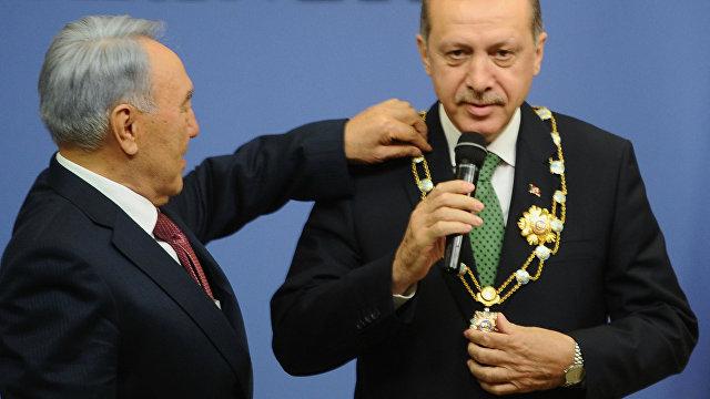 Посол Казахстана в Анкаре Сапарбекулы: наша цель — развивать казахстанско-турецкие отношения во всех сферах (Anadolu, Турция)
