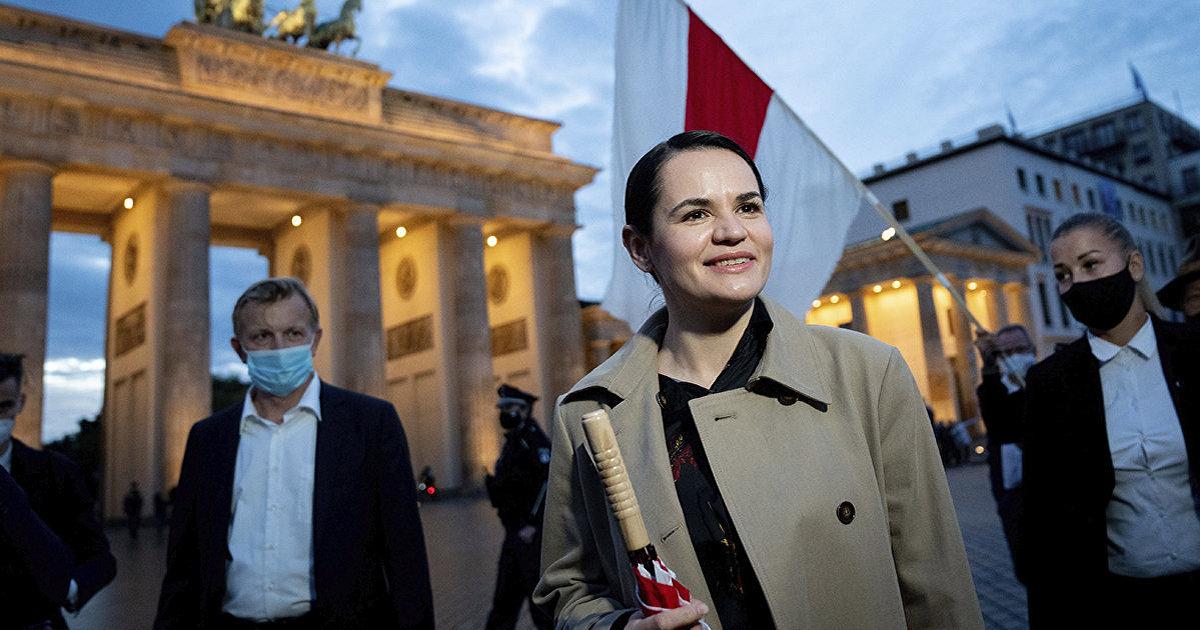 Белоруссия: «Франция должна услышать голос этого народа, жаждущего свободы» (Le Figaro)