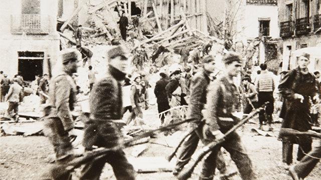 Público (Испания): по приказу Сталина в Барселоне велась слежка за Джорджем Оруэллом и Вилли Брандтом
