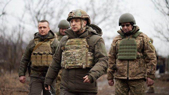 The Guardian (Великобритания): Украина призывает НАТО ускорить ее вступление в НАТО на фоне стягивания российских войск к ее границам