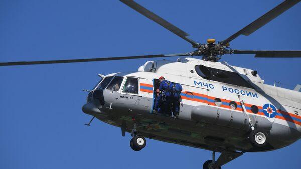 Спасатели нашли попавших под камнепад в Кабардино-Балкарии туристов