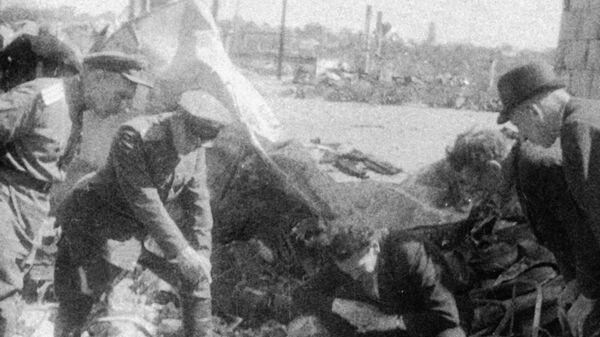 Минобороны опубликовало архивные документы об освобождении Литвы