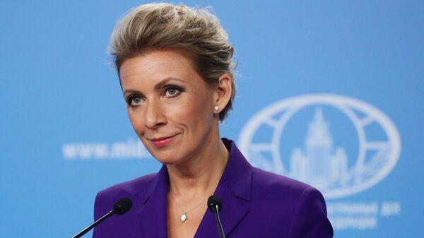 Захарова оценила соглашение США и Германии по 'Северному потоку — 2'