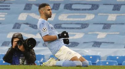Дубль Мареза принёс «Манчестер Сити» победу над ПСЖ в ответном матче 1/2 финала ЛЧ
