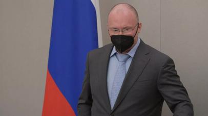 Депутат Лебедев высказался о проведении матча открытия сезона РПЛ без болельщиков