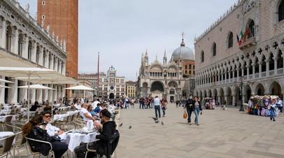 В Италии до конца года продлили режим ЧС из-за коронавируса