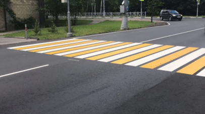 В МВД заявили о снижении числа погибших пешеходов на дорогах
