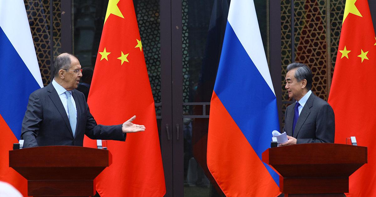 The National Interest (США): Россия стоит плечом к плечу с КНР в противостоянии Америке по Тайваню (The National Interest)