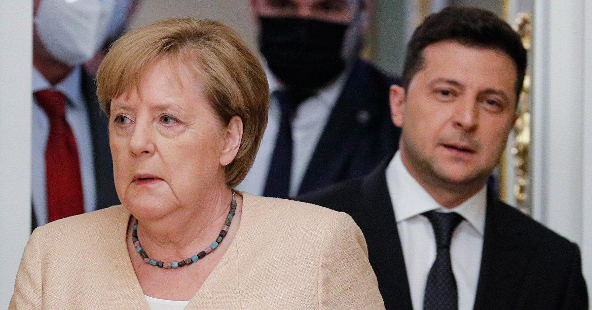 Деловая столица (Украина): экономический рейх. Какую роль может сыграть Украина в глобальной игре Германии (Деловая столица)