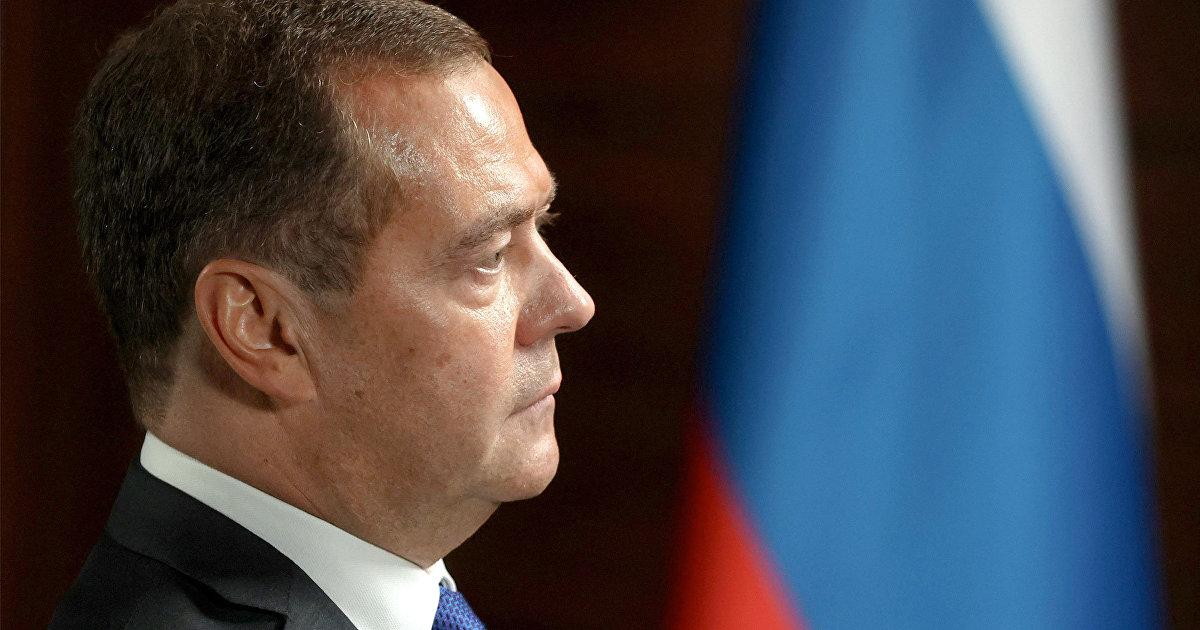 Atlantic Council (США): Медведев вторит опасной путинской одержимости Украиной (Atlantic Council)