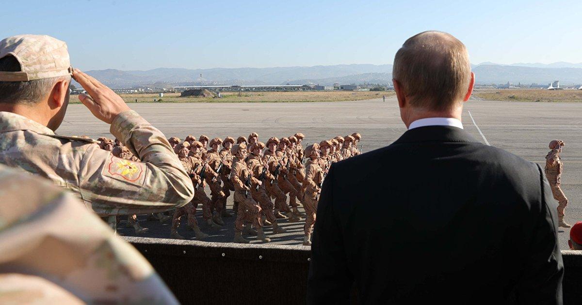 NoonPost (Египет): как Россия смогла установить контроль над военными и силовыми структурами в Сирии? (NoonPost)