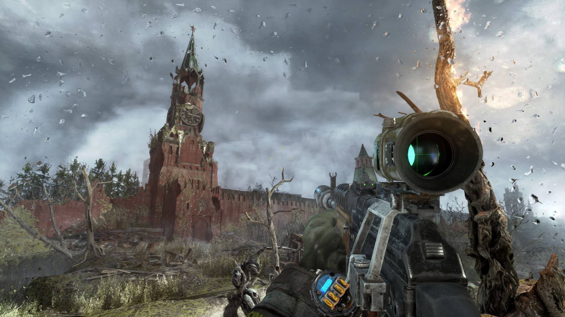 Получите бесплатно Metro: Last Light Redux на ПК