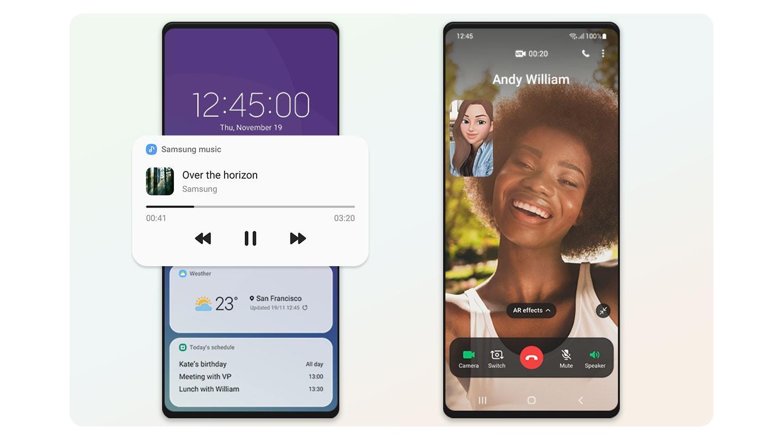 Samsung One UI 3.1: что интересного нашли в обновлении оболочки