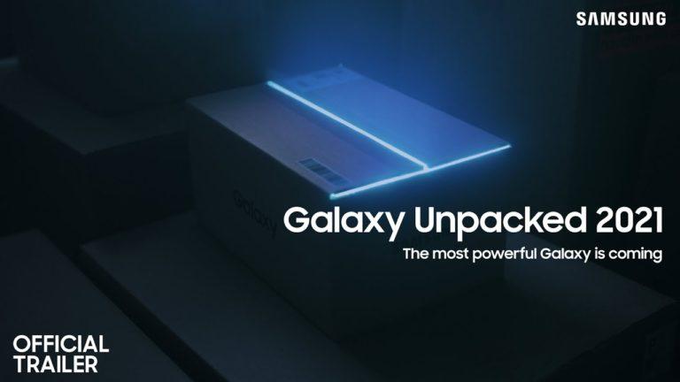 Samsung проведёт новый Samsung Galaxy Unpacked 11 августа?