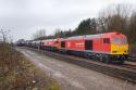 Гидрированное растительное масло подошло для заправки тепловозов DB Cargo UK