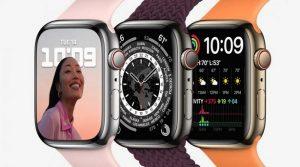 Новые Apple Watch Series 7 получили увеличенный дисплей, защиту IP6X и цену от $399