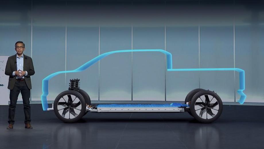 В компании Ford намекнули на младший электропикап