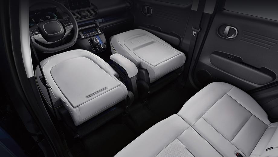 Hyundai Casper козырнул завидной трансформацией