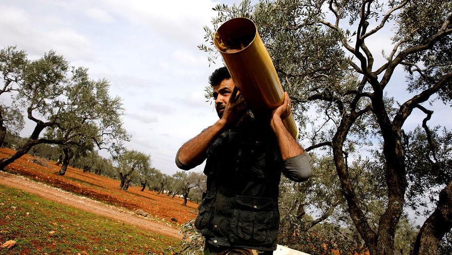 Боевики за сутки 31 раз обстреляли идлибскую зону деэскалации в Сирии