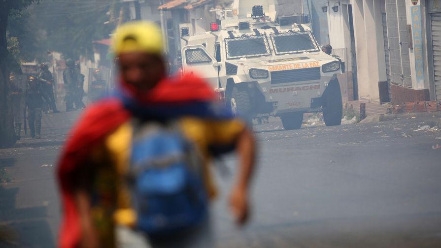 В Колумбии пропали без вести более 80 участников акции протеста