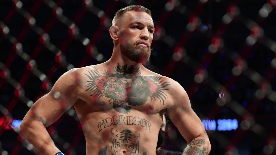 Боец UFC назвал безумием ситуацию после боя Макгрегора