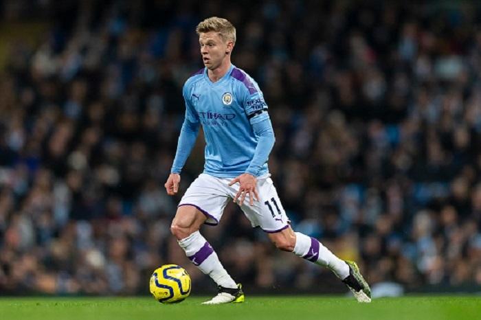 Журналист Орлов заявил, что игрок 'Манчестер Сити' Зинченко мог перейти в 'Зенит'