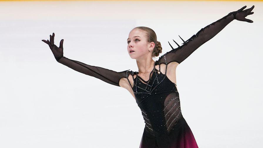 Трусова рассказала о комфортных условиях в академии Плющенко