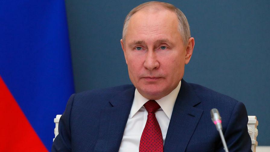 Путин выразил президенту Мексики соболезнования в связи с обрушением метромоста