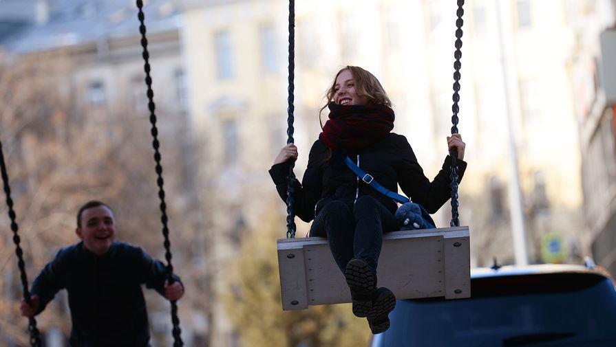 В Москве в пятницу ожидается до +11°С