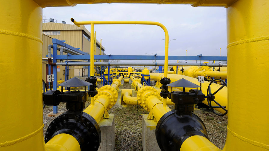 Еврокомиссия призвала Европу отказаться от газа