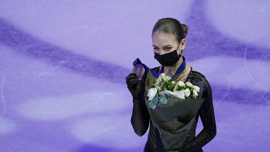 Трусова рассказала, когда планирует завершить карьеру