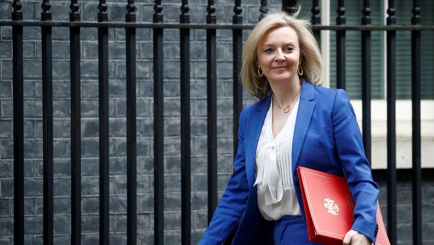Новым главой британского МИД назначена Элизабет Трасс