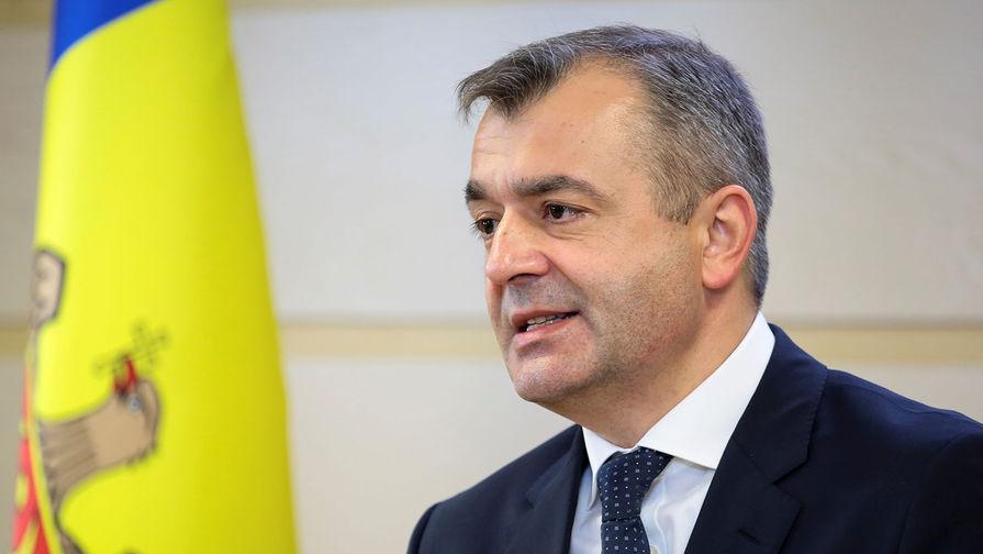 Экс-премьер Молдавии Кику попал в реанимацию из-за коронавируса
