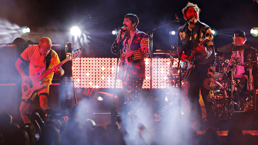 Red Hot Chili Peppers рассказали о грядущем альбоме
