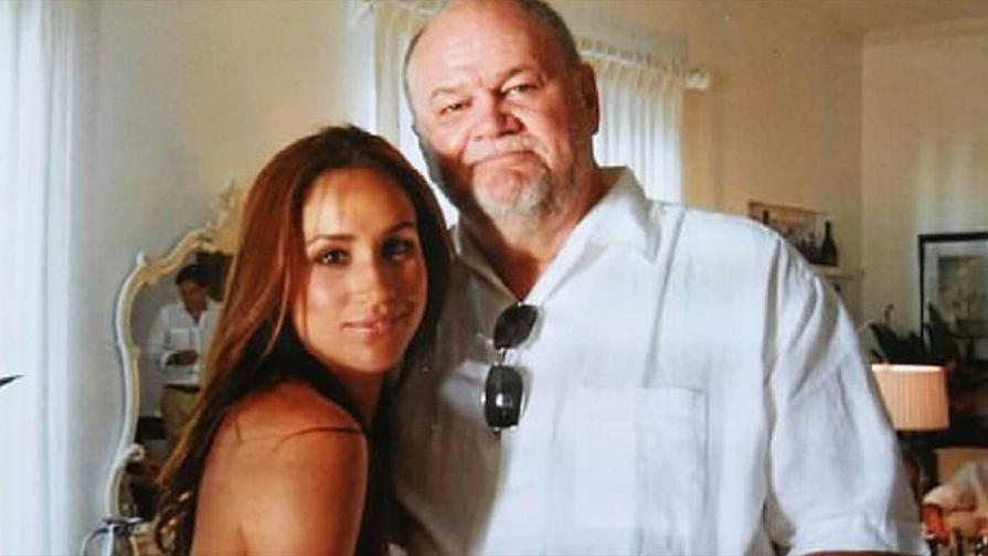 Отец Меган Маркл подаст в суд, чтобы увидеть своих внуков