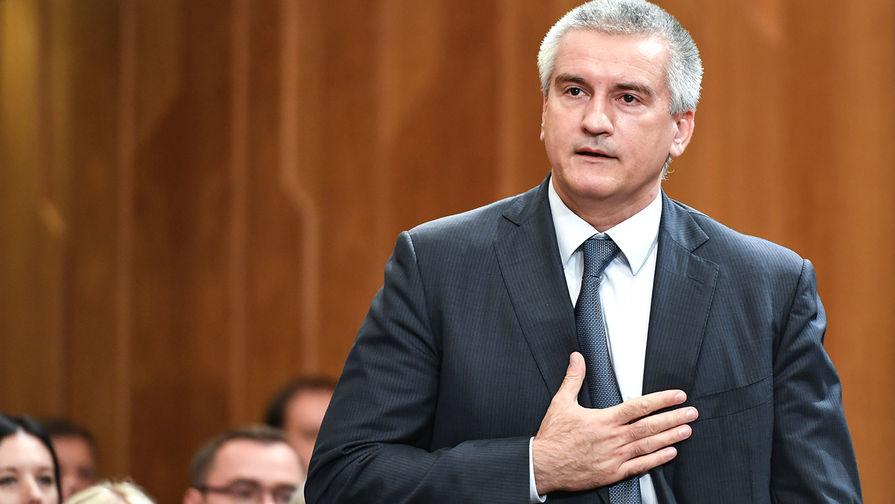 Аксенов назвал лидера 'Меджлиса' агентом иностранных спецслужб