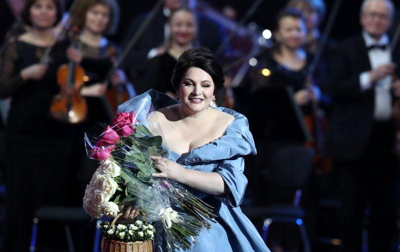 Хибла Герзмава рассказала о концерте с Валерием Гергиевым в Мариинском театре