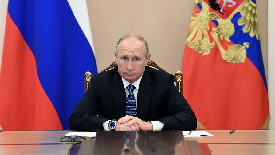 Путин: Россия обеспечит нуждающиеся страны вакцинами от COVID-19